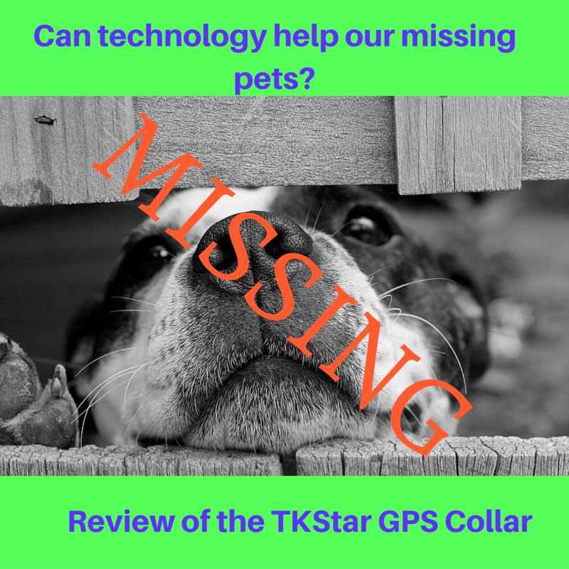 Review of the Tkstar Pet GPS Tracker: Saving our missing Pets